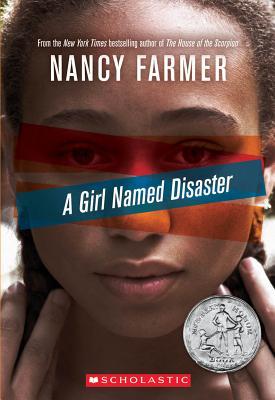 A Girl Named Disaster By Farmer, Nancy